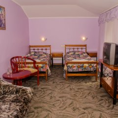 Гостевой Дом K&T Улучшенный номер с различными типами кроватей фото 3