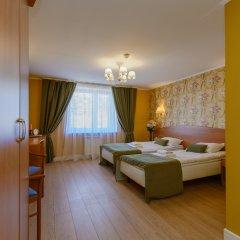 Арт-Отель Карелия 4* Номер Бизнес с 2 отдельными кроватями фото 14
