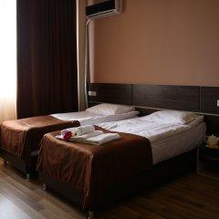 Отель Олимпия 3* Стандартный номер с различными типами кроватей фото 5