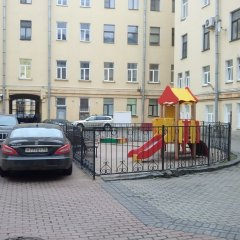 Апартаменты TVST - Марсово Поле парковка