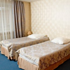 Гостиница AMAKS Центральная Стандартный номер разные типы кроватей фото 4