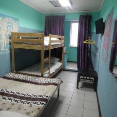 Хостел Smiles Стандартный номер с различными типами кроватей фото 2