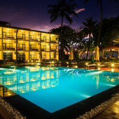 Отель Camelot Beach бассейн фото 9