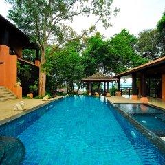 Sri Panwa Phuket Luxury Pool Villa Hotel 5* Вилла с различными типами кроватей фото 47