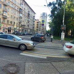 Апартаменты у метро Динамо парковка