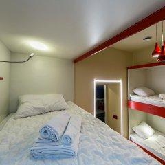 Гостиница HQ Hostelberry Кровать в общем номере двухъярусные кровати фото 20