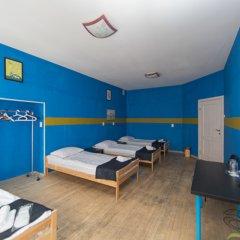 Мини-Отель Компас Номер с общей ванной комнатой с различными типами кроватей (общая ванная комната) фото 5