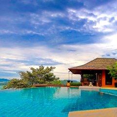 Sri Panwa Phuket Luxury Pool Villa Hotel 5* Вилла с различными типами кроватей фото 45