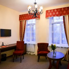 Гостиница Дон Кихот 3* Люкс с различными типами кроватей фото 3