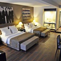 Quentin Boutique Hotel 4* Люкс с различными типами кроватей фото 4