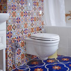 Гостевой Дом Семь Морей Номер Делюкс разные типы кроватей фото 33