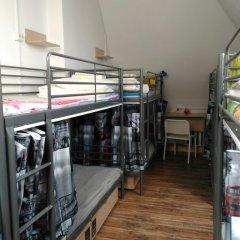 Хостел Кислород O2 Home Кровать в общем номере фото 18