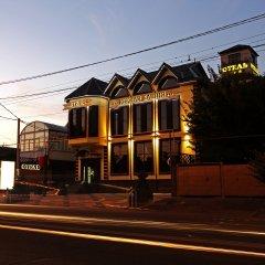 Гостиница Южная Башня вид на фасад фото 4