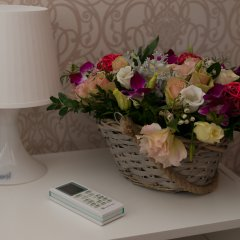 Отель Идеал Номер с общей ванной комнатой фото 13