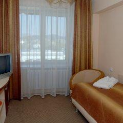 Гостиница Визит 3* Стандартный номер с различными типами кроватей фото 5