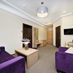 Гостиница Ярославская 3* Люкс с двуспальной кроватью фото 5