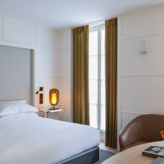 Отель Hôtel Opéra Richepanse 4* Номер Делюкс с различными типами кроватей фото 8