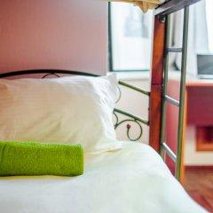 Хостел Сердце Столицы Кровать в общем номере с двухъярусной кроватью