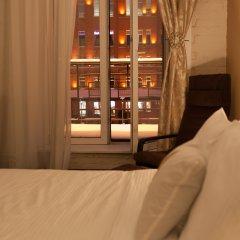 Отель Moscow Point — Красный октябрь 3* Улучшенный номер фото 10