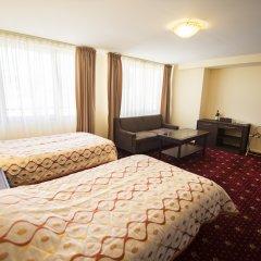 Ани Плаза Отель 4* Стандартный номер с различными типами кроватей фото 3