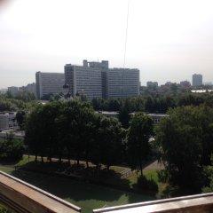 Апартаменты на Шверника балкон