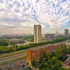 Апартаменты Dimira Проспект Вернадского балкон фото 3