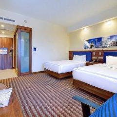 Гостиница Hampton by Hilton Волгоград Профсоюзная 4* Стандартный номер с различными типами кроватей фото 12