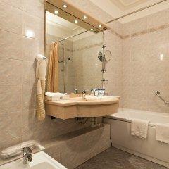 Гостиница Даниловская 4* Апартаменты разные типы кроватей фото 20