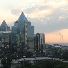 Гостиница Хостел Samal Almaty Казахстан, Алматы - отзывы, цены и фото номеров - забронировать гостиницу Хостел Samal Almaty онлайн балкон