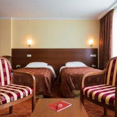 Гостиница Евроотель Ставрополь 4* Номер Делюкс с разными типами кроватей фото 4