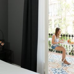 Отель The Moods 3* Стандартный номер с различными типами кроватей фото 8