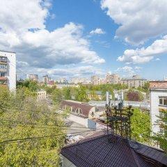 Апартаменты K. City балкон