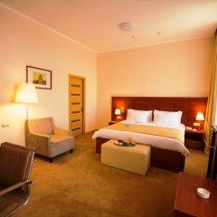 Ани Плаза Отель 4* Люкс с различными типами кроватей фото 2