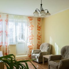 Апартаменты Domumetro на Анохина комната для гостей фото 3