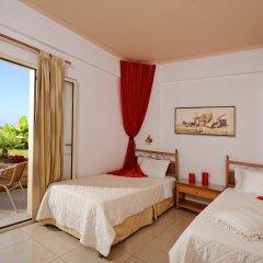 Notos Heights Hotel & Suites 4* Улучшенный номер с различными типами кроватей фото 3
