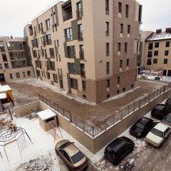 Апартаменты на Баумана Студия с различными типами кроватей фото 24