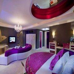 Euphoria Hotel Tekirova 5* Люкс с различными типами кроватей фото 12