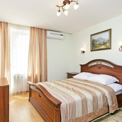 Гостиница Орбита Люкс с различными типами кроватей фото 5