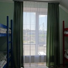 Хостел Мир Без Границ Кровать в общем номере с двухъярусной кроватью фото 16