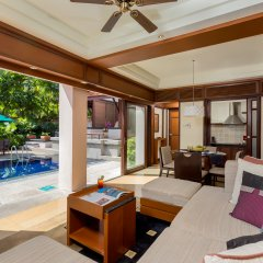 Banyan Tree Phuket Hotel 5* Вилла разные типы кроватей фото 7