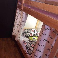 Хостел U Стандартный номер с различными типами кроватей фото 4