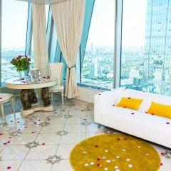 Гостиница Империя Сити 4* Люкс с различными типами кроватей фото 7