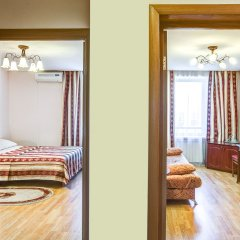 Гостиница Орбита Люкс с различными типами кроватей фото 9
