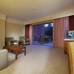 Euphoria Hotel Tekirova 5* Люкс с различными типами кроватей фото 2