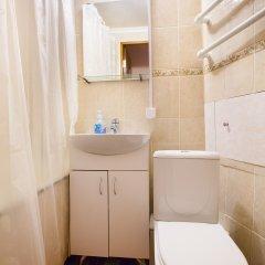 Апартаменты Брусника Кузьминки ванная фото 2