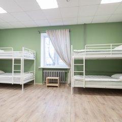 Хостел Story Кровать в общем номере двухъярусные кровати фото 4