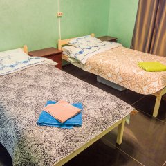 Хостел РусМитино Стандартный номер с 2 отдельными кроватями фото 2