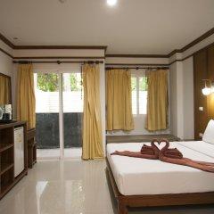 Отель Patong Pearl Resortel комната для гостей фото 17