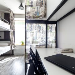 Гостиница Live Стандартный номер с различными типами кроватей фото 12