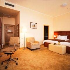 Ани Плаза Отель 4* Люкс с различными типами кроватей фото 3